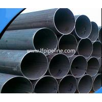 Buy cheap custom-produced q235b schedule 40 carboerw lsaw welded black round steel pipe /tube 6n erw welded steel pipe from China from wholesalers