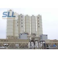 Buy cheap Large Capacity Ready Mix Concrete Batching Plant / Twin Shaft Mixer Batching Plant from wholesalers