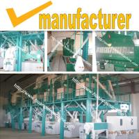 Buy cheap flour mill machinery prices,flour mill manufacturer,flour processing machine from wholesalers