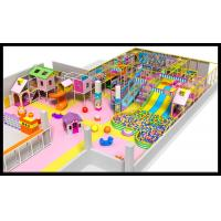 Buy cheap Low Price with High Quality Amusement Park Shopping Mall Kids Indoor Soft Playground from wholesalers