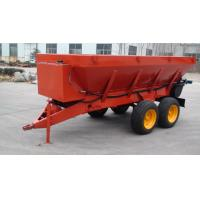 Buy cheap high efficiency manure spreader truck from wholesalers