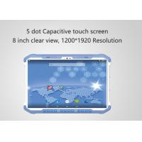 Buy cheap Waterproof Dustproof 4G Industrial Tablet with Qualcomm 1.8GHz CPU Dragon625 from wholesalers