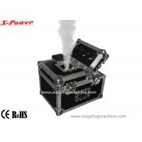 Buy cheap Professional Low Hazer Fog Machine 500 Watt With Flight Case For Various Indoor Places, Pub  X-013 from wholesalers