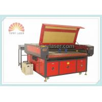 Buy cheap Label Logo Trademark Camera Laser Cutting Machine with Auto Feeding Device (JM1610T-AT-CCD) from wholesalers