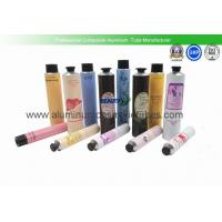 Buy cheap Eye Ointment Collapsible Metal Tube , Beauty Empty Aluminum Tubes Packaging from wholesalers
