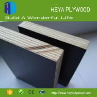 Buy cheap 2018 new product construction wood list 8 - 18mm formica faced plywood from wholesalers