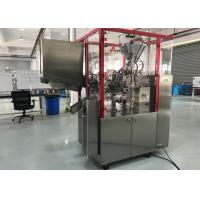 Buy cheap Health Beauty Automatic Tube Filling Machine Intermittent Operating Mode from wholesalers