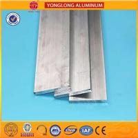 Buy cheap Heat Insulating Aluminum Section Materials Soundproof Impact Resistance from wholesalers