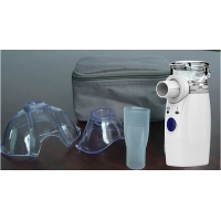Buy cheap Low Medication Residue Household Mesh Type Nebulizer  74 x 40 x 113mm from wholesalers