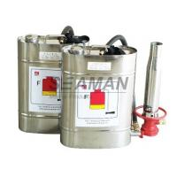 Buy cheap 20L Marine Fire Extinguisher Portable Foam Applicator PQ8. C For Fire Fighting from wholesalers