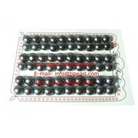 Buy cheap 60pcs AAA grade 9-9.5mm wine red bread freshwater loose pearl bead from wholesalers