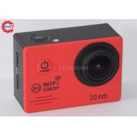 Buy cheap Outdoor 30fps FHD 1080p Action Camera Mini Video Camera For Sport Activities from wholesalers