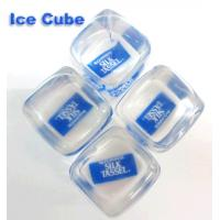 Buy cheap New styleTransparent PETG Plastic Ice Cube from wholesalers