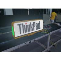 Buy cheap Double - Sided Build Taxi LED Display , Dynamic car led sign display Waterproof from wholesalers