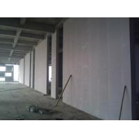 Buy cheap China Autoclaved aerated lightweight concrete AAC panel price, partitional wall panel from wholesalers