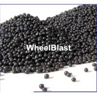 Buy cheap Wheelblast 0.6mm 0.8mm 1.0mm 1.2mm blasting media Cast Steel Shot from wholesalers