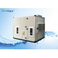Buy cheap Sectional Modular Commercial Air Handling Units,  Pre Cooled Air Handling Unit from wholesalers