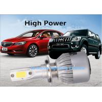 35 W H1 H4 9004 Car Aviation Aluminum LED Headlight Bulbs 5000LM