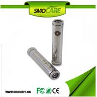Buy cheap Silver / Gold E Cig Accessories , Stainless Steel Vaporizer King Mod E-Cigarette from wholesalers
