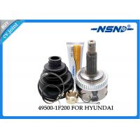 Buy cheap Hyundai Car Cv Joint Axle Shaft Assembly 49500-1F200 Cv Axle Joint Parts from wholesalers