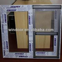 Buy cheap pvc chinese houses windows,houses windows with rolling blinds from wholesalers