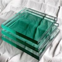 Buy cheap Outdoor Glass Building Material Solid 8mm Toughened Glass For Doors from wholesalers