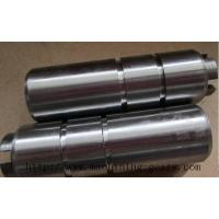 Buy cheap Stepped High Precision Steel Shaft , Forged Steel Shaft For Machinery Parts from wholesalers