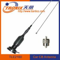 Buy cheap 27mhz radio cb antenna/ magnetic mount cb car antenna TLE2160 product