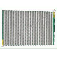 Buy cheap Solids Control Pinnacle Shaker Screen Mesh , Labeled Screen 3 Layers Wire Cloth from wholesalers