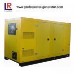 Buy cheap 80KW 100kVA Cummins Engine Silent Diesel Generator with Stamford Alternator from wholesalers