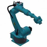 Buy cheap Lightweight Automatic Robotic Arm With Ground Mounted Installation Method product