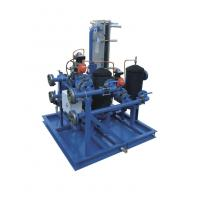 Buy cheap High Efficiency Automatic Fuel Oil Purification System , Oil Filtering Systems from wholesalers