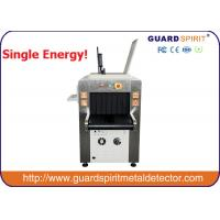 Buy cheap High Precision X Ray Baggage Scanner , airport security screening machine for inspection from wholesalers