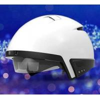 Buy cheap Temperature measurement Smart Helmet with Facial recognition, vehicle license plate recognition, ID card authenisation from wholesalers