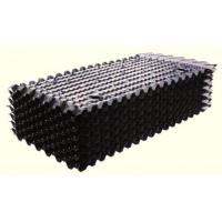 Buy cheap Cross flow Square Cooling Tower PVC Infill from Wholesalers