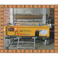 Top quality Ez Renda Concrete Wall Automatic Rendering Machine 1000mm * 500mm * 500mm Electricity Single Phase Three Phase for sale