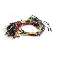 Buy cheap Arduino Breadboard Dupont Jumper Wires Male To Male , Flexible Breadboard Cables from wholesalers