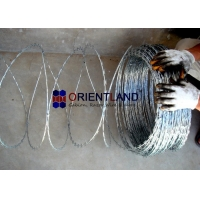 Buy cheap Militaty BTO 22 Concertina Razor Blade Barbed Wire from wholesalers