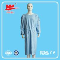 Buy cheap Disposable Sterile Surgical Isolation Doctor's Gown with Knitted Cuff from wholesalers