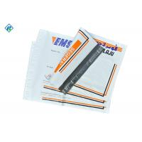 Buy cheap 2018 quick delivery opaque super strong pernament adhesive plastic mailing envelopes from wholesalers