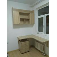 Small Wood Computer Desk Computer Workstation Desk With MDF Board of