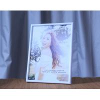Buy cheap PS Plastic Colorful Photo Frame Baby Photo Picture Frame 4X6 5X7 6X8 8X10 Photo Frame from wholesalers