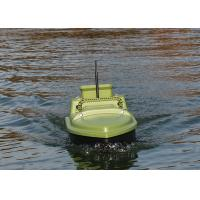 Buy cheap RC Autopilot DEVICT bait boat ABS engineering plastic Material AC 110-240V from wholesalers
