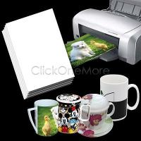 Buy cheap inkjet no spraying glossy water transfer paper product