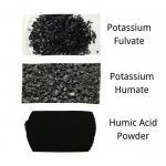 Buy cheap Granular OMRI Humic Acid Organic Fertilizer from wholesalers