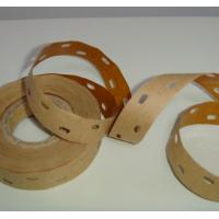 Buy cheap Perforated Gummed paper tape (water activated kraft sealing tape) with vegetable glue from wholesalers