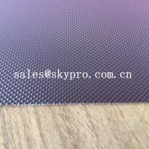 Buy cheap 3 Ply Diamond Low Noise PVC Conveyor Belt 2mm Thickness PVC Conveyor Belting product