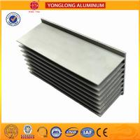 Buy cheap Compound Material Aluminum Heatsink Extrusion Timber Texture from wholesalers