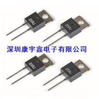 Buy cheap Factory direct sale RTP200  power thickfilmresistor 35W 50W 0.05R 25R 10R NO inductance from wholesalers