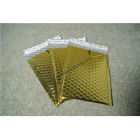 Buy cheap Yellow 6x10 Bubble Mailers , Size 0 Padded Envelopes Disposable For Agriculture from wholesalers